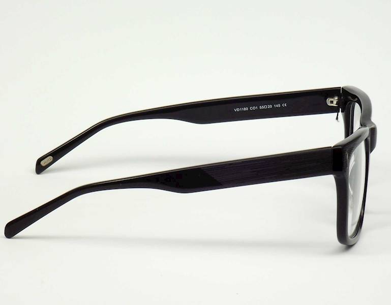Oprawa okularowa VD1180 C01 Verdi - czarny