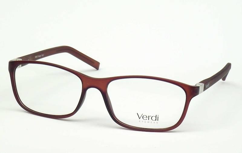 Oprawa okularowa VD1521 C02 Verdi - brąz-transpare