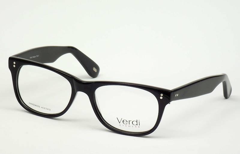 Oprawa okularowa VD1177 C01 Verdi - czarny