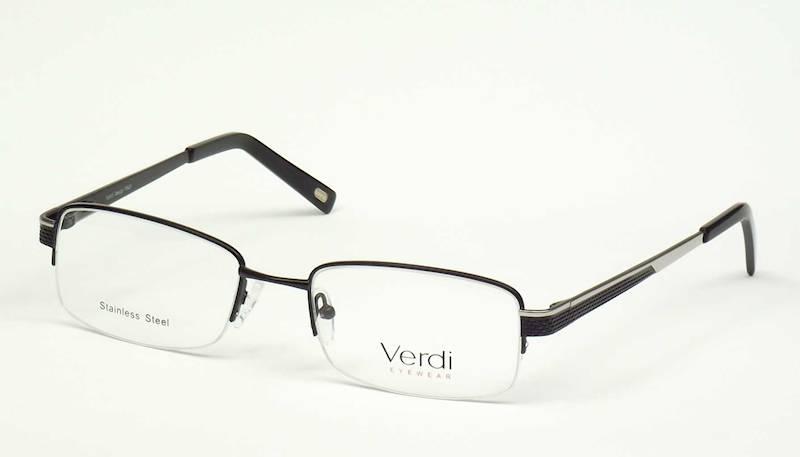 Oprawa okularowa VD1174 C01 Verdi - czarny/czarny