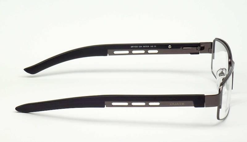 Oprawa okularowa QR1030 C04 Quara - gun/czarny