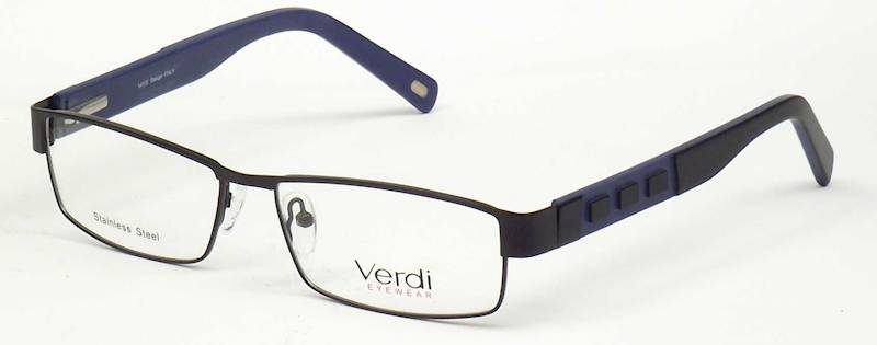 Oprawa okularowa VD1168 C06 Verdi - czarny/granat