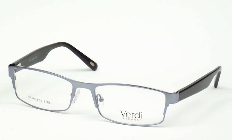 Oprawa okularowa VD1520 C03 Verdi - niebies/czarny