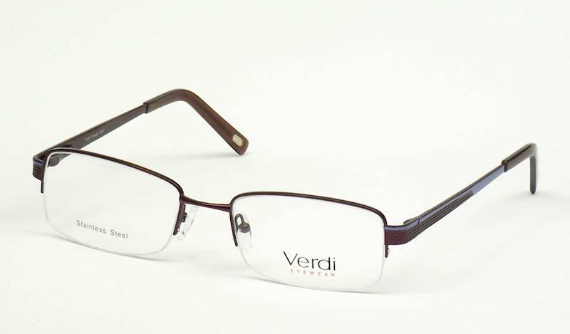 Oprawa okularowa VD1174 C03 Verdi - brąz/niebieski
