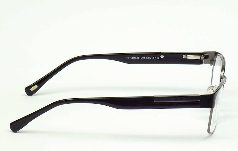 Oprawa okularowa VD1518 C01 Verdi - czarny/gun