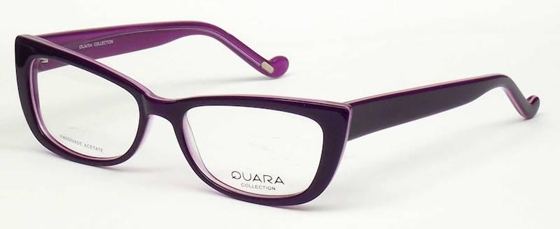 Oprawa okularowa QR1029 C03 Quara - fiolet/fiolet