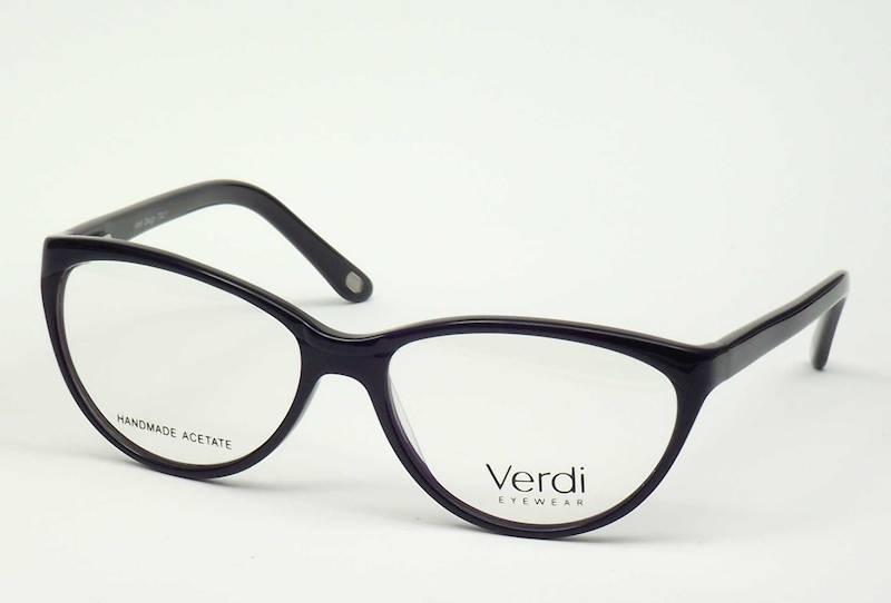 Oprawa okularowa VD1227 C07 Verdi - granat