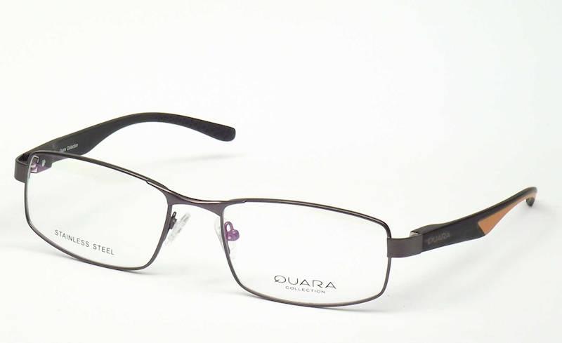 Oprawa okularowa QR1210 C03 Quara - gun\pomarańcz