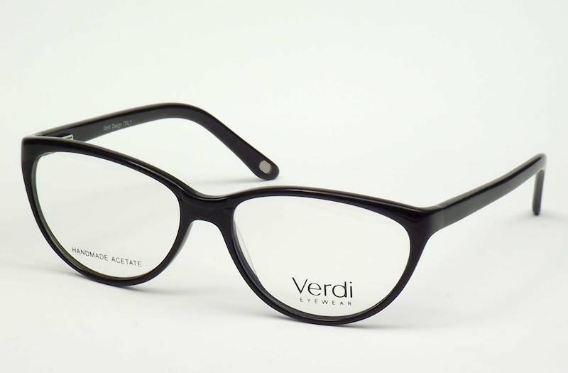 Oprawa okularowa VD1227 C05 Verdi - czarny