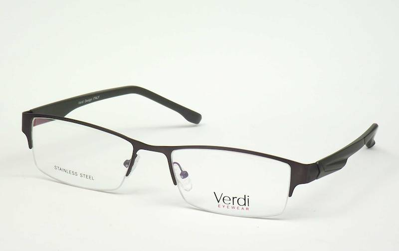 Oprawa okularowa VD1525 C01 Verdi - szary\zielony