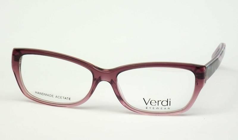 Oprawa okularowa VD1218 C05 Verdi - fiolet+kolory