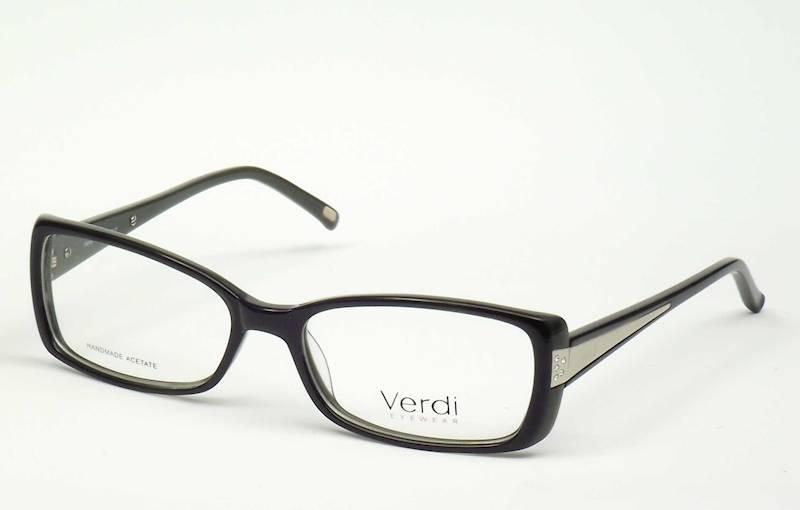 Oprawa okularowa VD1183 C04 Verdi - ciemny zielony
