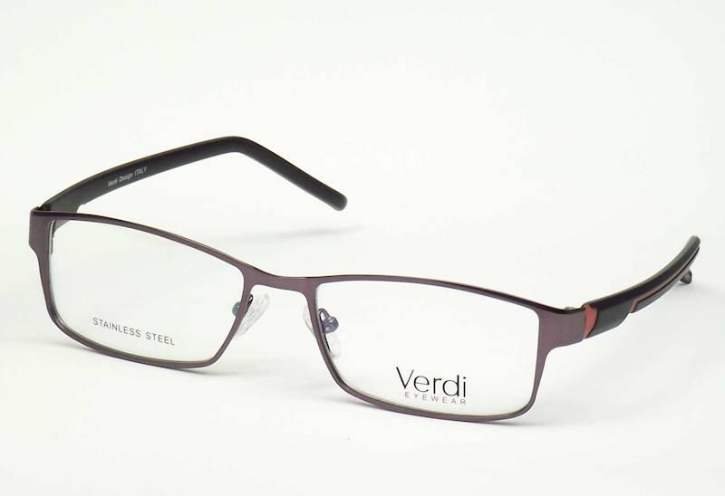 Oprawa okularowa VD1523 C02 Verdi - gun/czar/pomar