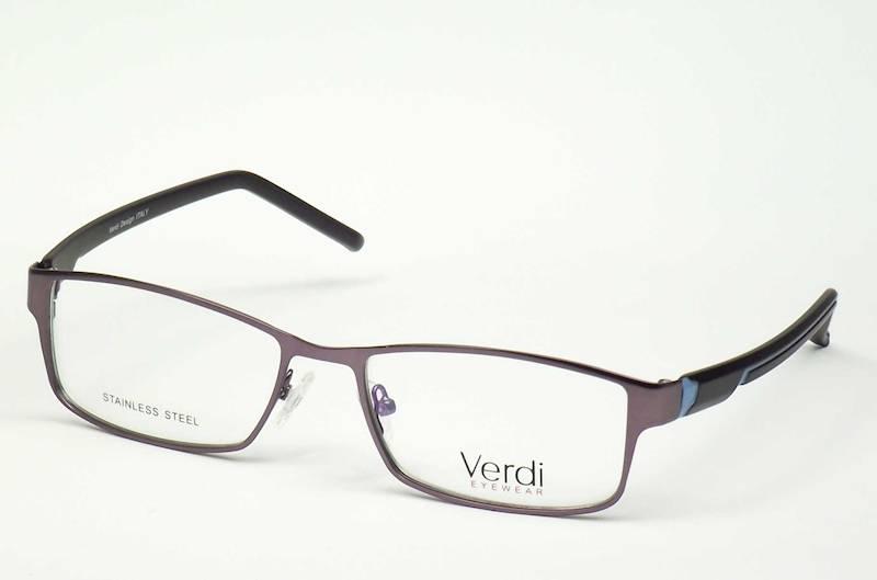 Oprawa okularowa VD1523 C01 Verdi - czarny/nieb