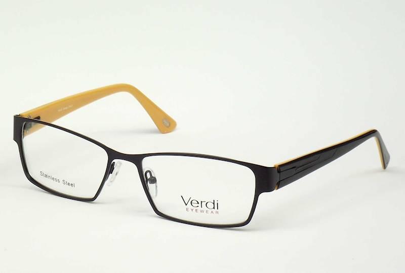 Oprawa okularowa VD1179 C01 Verdi - czarny\orange