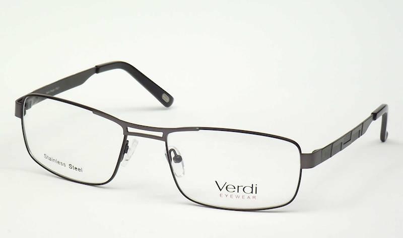 Oprawa okularowa VD1178 C02 Verdi - czarny