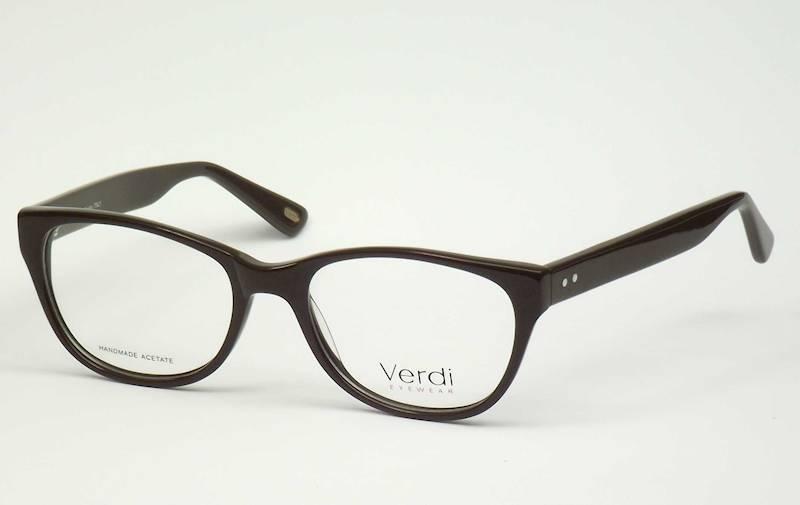 Oprawa okularowa VD1182 C02 Verdi - brąz