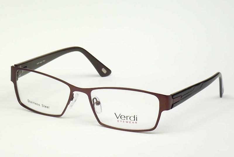 Oprawa okularowa VD1179 C03 Verdi - brąz