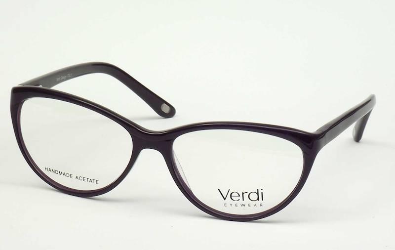 Oprawa okularowa VD1227 C08 Verdi - fiolet
