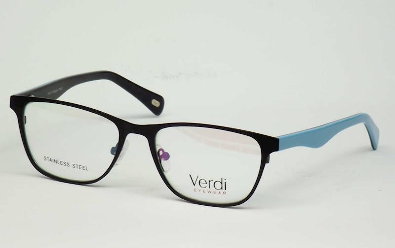 Oprawa okularowa VD1528 C01 Verdi - czar\nieb