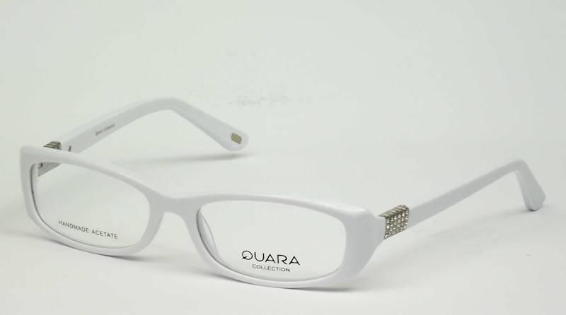 Oprawa okularowa QR1211 C03 Quara - biały