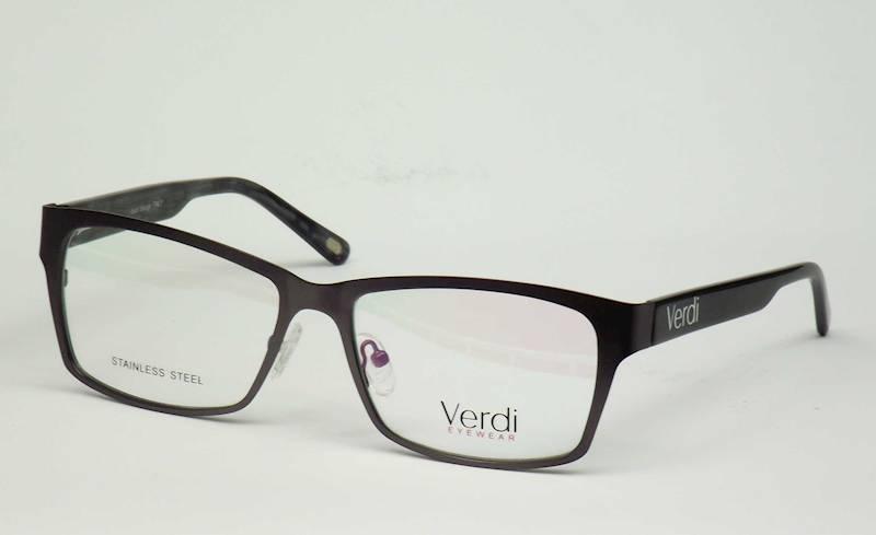 Oprawa okularowa VD1527 C01 Verdi - gun\czarny