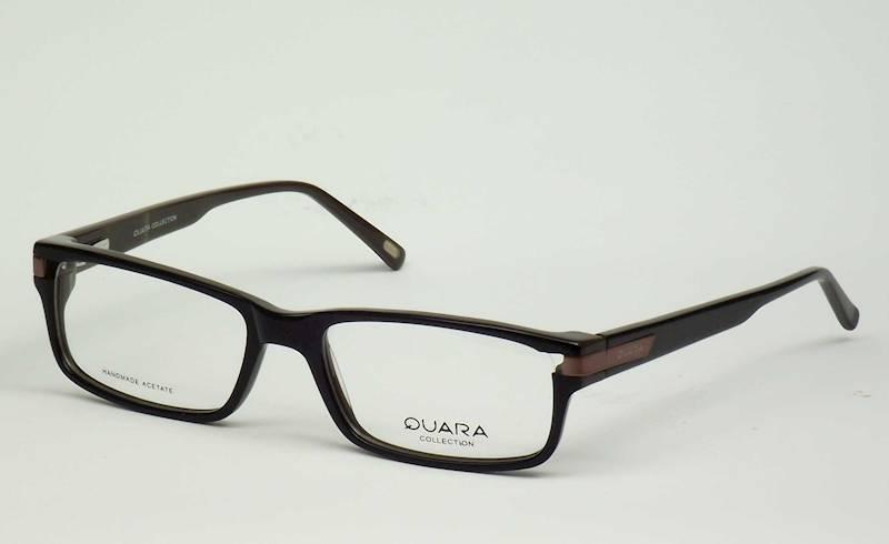 Oprawa okularowa QR1034 C03 Quara - czarny/brązowy