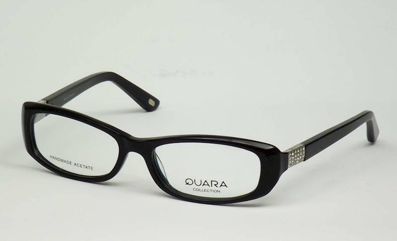 Oprawa okularowa QR1211 C01 Quara - czarny
