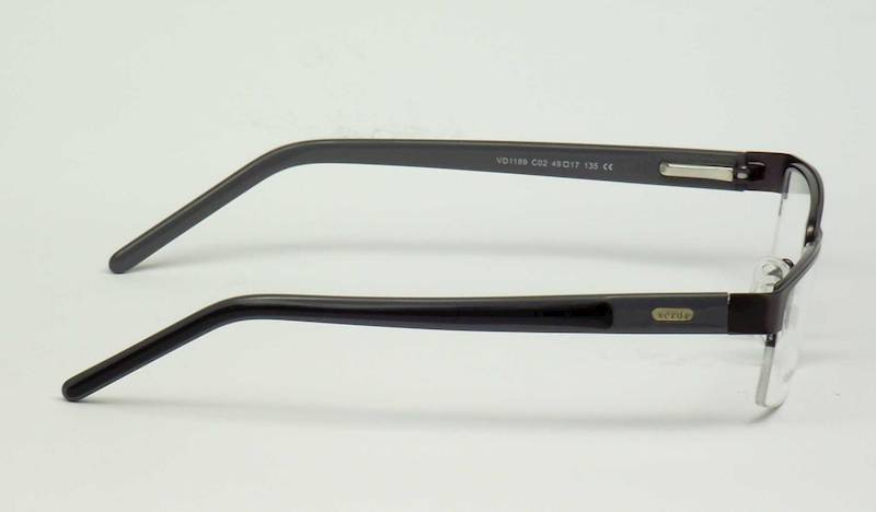 Oprawa okularowa VD1189 C02 Verdi - gun/siwy