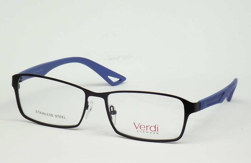 Oprawa okularowa VD1437 C01 Verdi - czar/nieb