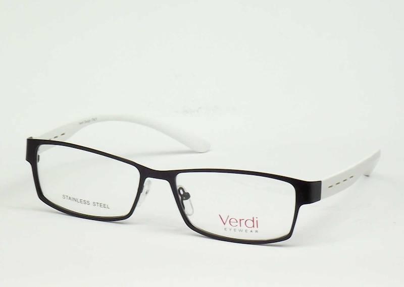 Oprawa okularowa VD1435 C01 Verdi - czar/biały