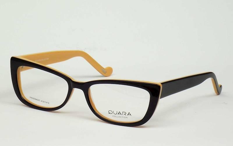 Oprawa okularowa QR1029 C06 Quara - czarny/pomara.