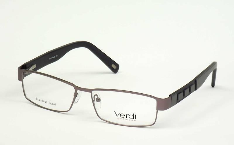 Oprawa okularowa VD1168 C07 Verdi - gun/szary/czar