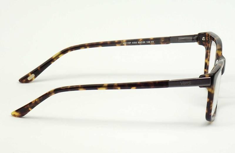 Oprawa okularowa VD1167 C05 Verdi - brąz/grafit