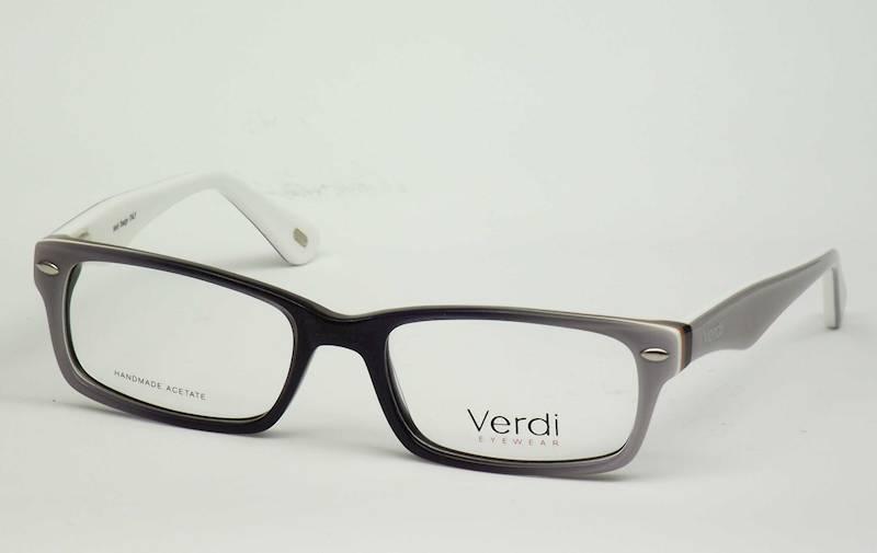 Oprawa okularowa VD1193 C01 Verdi - czar/biał/siw