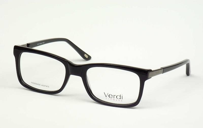Oprawa okularowa VD1167 C04 Verdi - czarny/gun