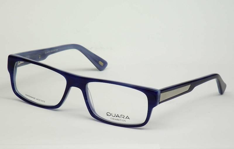 Oprawa okularowa QR1020 C03 Quara - granatowy