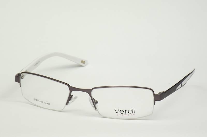 Oprawa okularowa VD1191 C01 Verdi -  czar/bia/czar