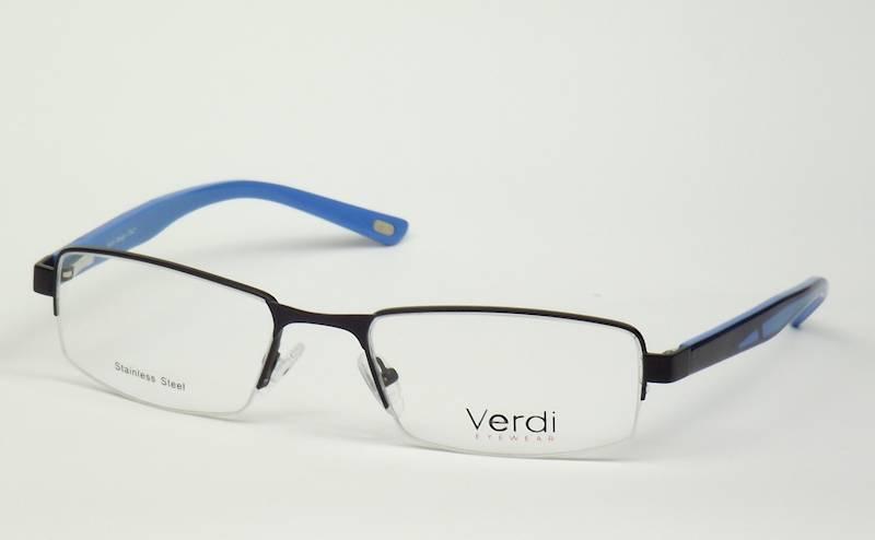 Oprawa okularowa VD1191 C02 Verdi -  czarny/niebie