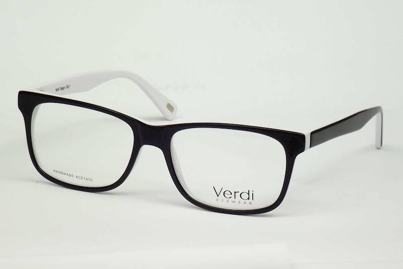 Oprawa okularowa VD1172 C06 Verdi - czarny/biały