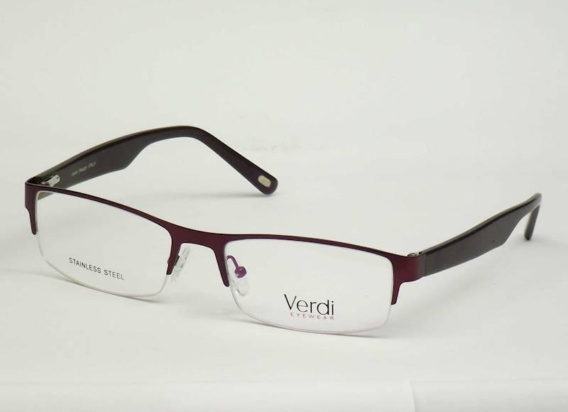 Oprawa okularowa VD1533 C02 Verdi - brąz