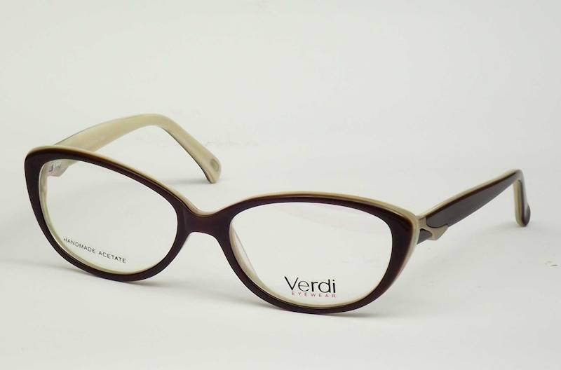 Oprawa okularowa VD1529 C02 Verdi - brąz/beż