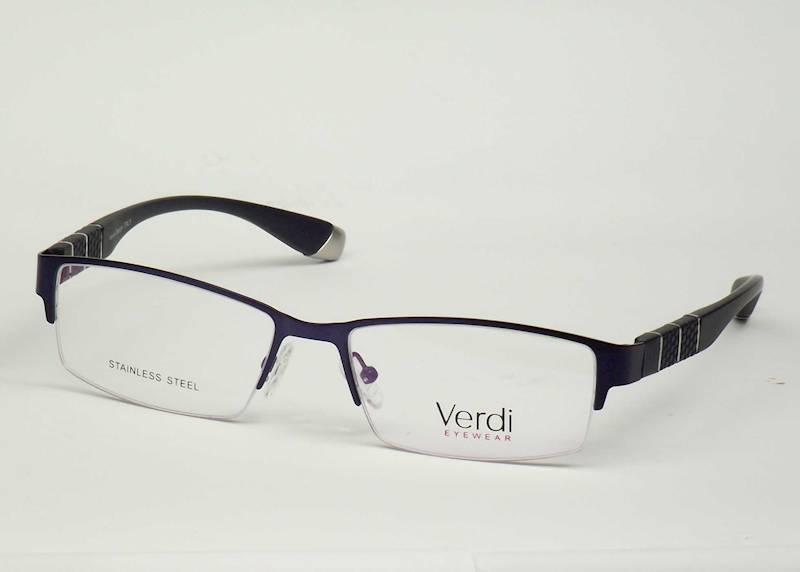 Oprawa okularowa VD1532 C01 Verdi - granat