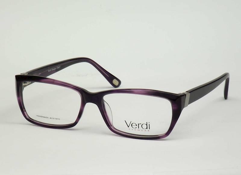 Oprawa okularowa VD1611 C03 Verdi - brąz/siwy