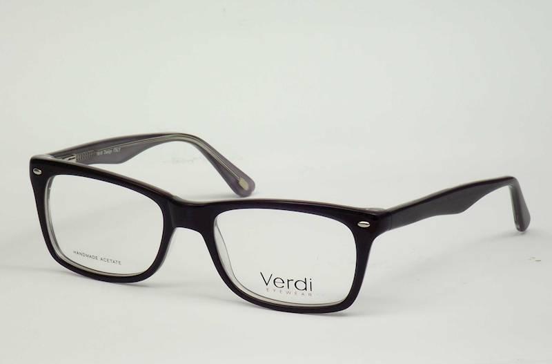 Oprawa okularowa VD1175 C08 Verdi - czarny/siwy