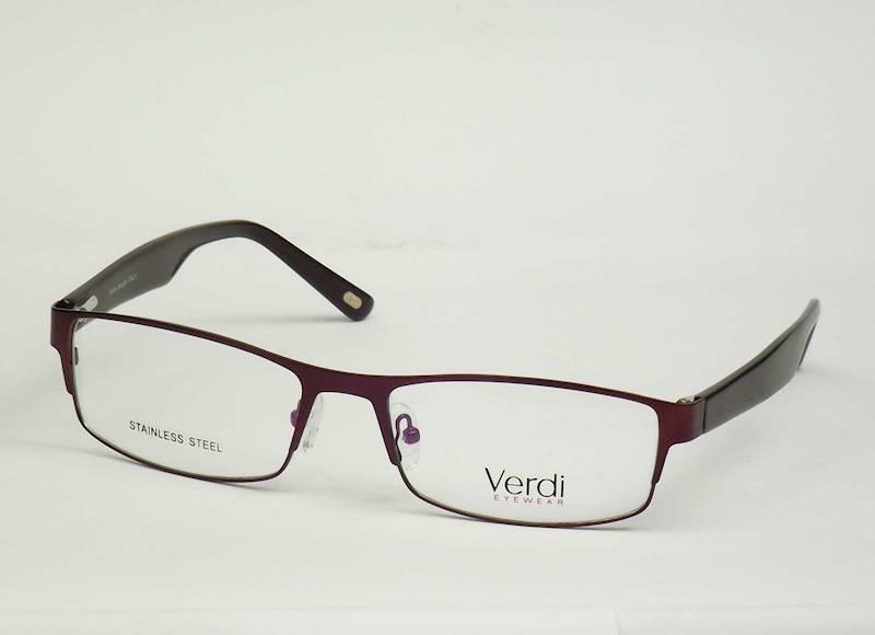 Oprawa okularowa VD1520 C05 Verdi - brąz