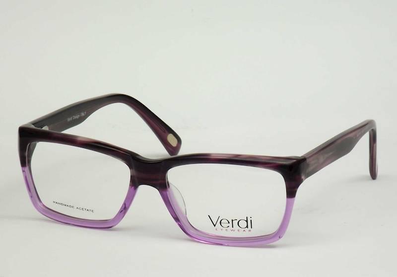 Oprawa okularowa VD1611 C02 Verdi - fiolet