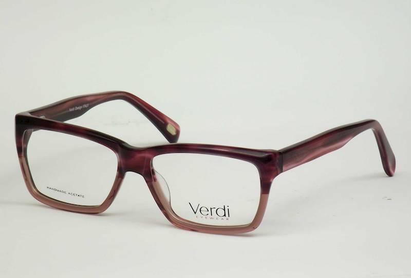 Oprawa okularowa VD1611 C01 Verdi - burgund