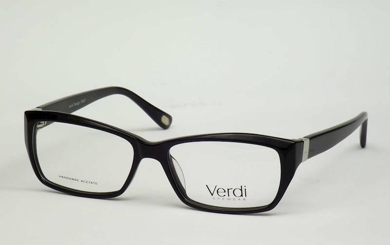 Oprawa okularowa VD1610 C01 Verdi - czarny