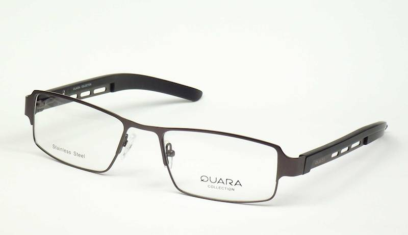 Oprawa okularowa QR1030 C07 Quara - gun/czarny